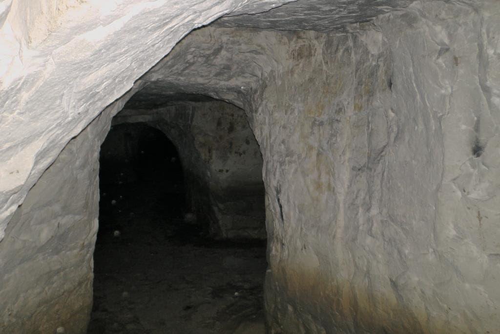 Лабиринты ТАНЕЧКИНОЙ пещеры