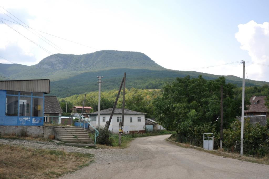 гора Бойка - вид из д. Богатырь