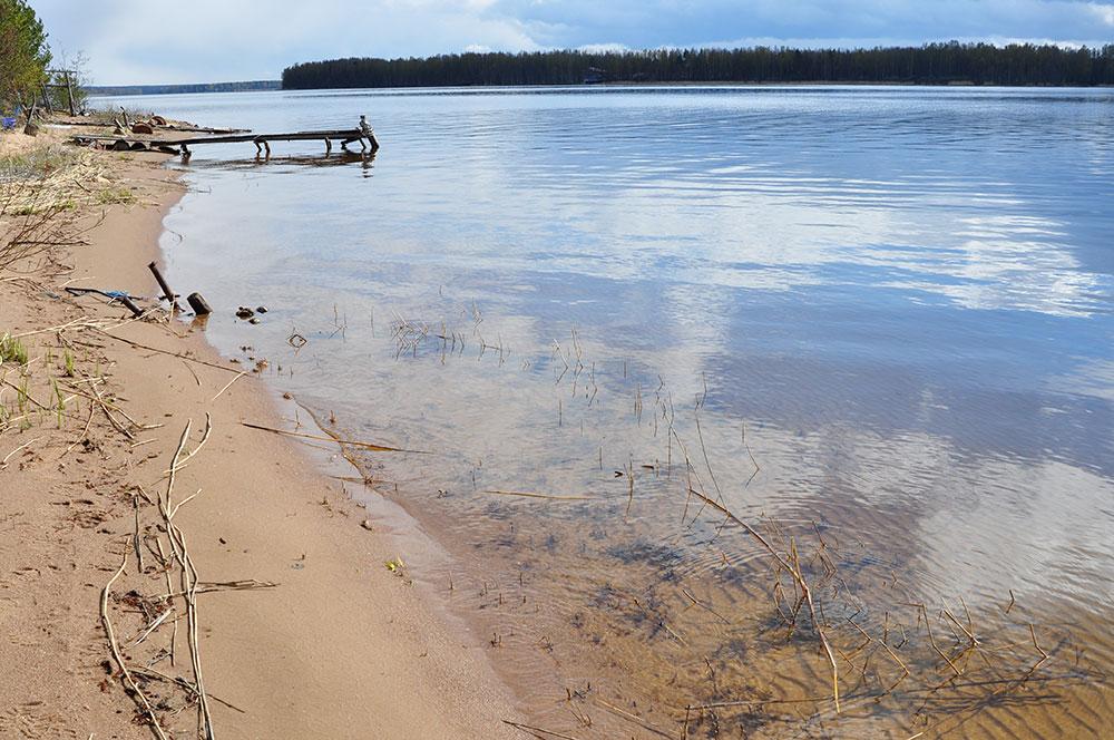 Озеро Суходольское