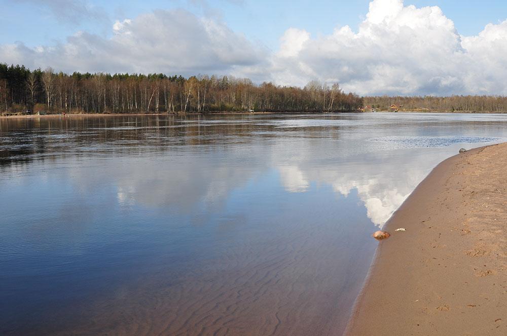 Река Бурная