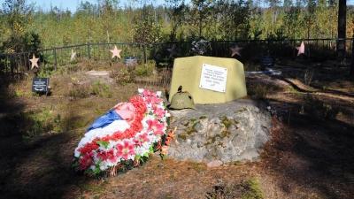 Братское воинское захоронение №70