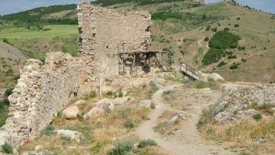 Крепость Чембало. Балаклава