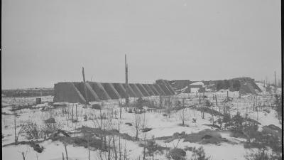 ДОТ Sj-2. Финская хроника