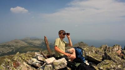 Вершина Малого Шелома (1367м)