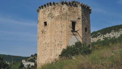 Чоргуньская башня