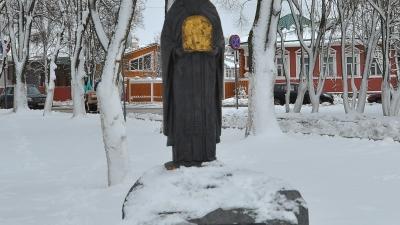 Памятник Герасиму Вологодскому