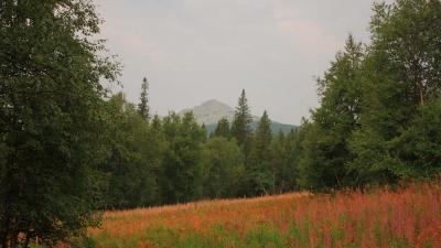Стоянка Александровский перевал