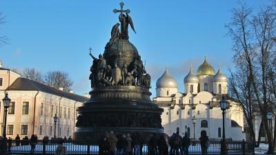 Монумент Тысячелетие России