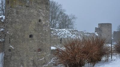 Северная крепостная стена