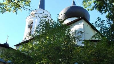 Свято-Успенский Святогорский монастырь
