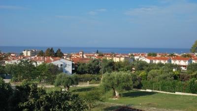 Вид на поселок Скала-Фуркас
