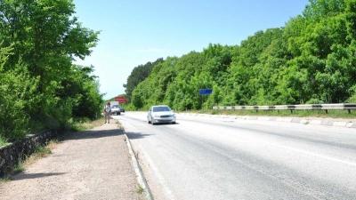 Трасса Севастополь- Ялта