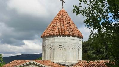 купол церкви Сурб-Ншан