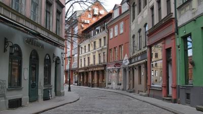Улочки Старой Риги