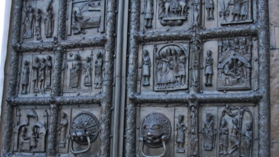 Ворота Софийского собора