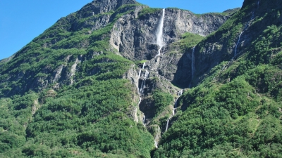 Водопады Сталхеймского ущелья