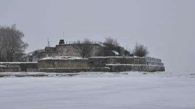 Оконечность правого фланка форта