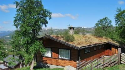 Типичный загородный дом