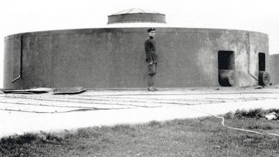 Броневая башня Кольза