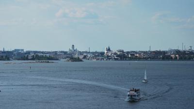 Прощание с Хельсинки