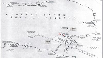 Карта форта РИФ