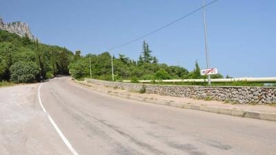 Дорога домой из Фороса