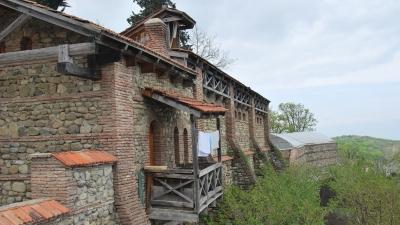 Жилые постройки