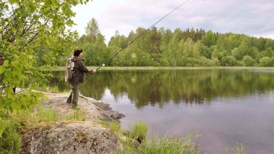 Азарт рыбалки