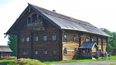 Дом пряжинского карела