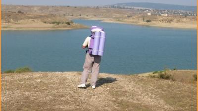 Прощаясь с водохранилищем