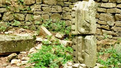 Развалины храма Сурб-Стефанос