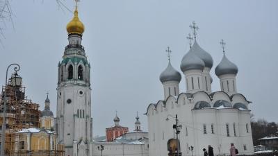 Софийский собор с колокольней