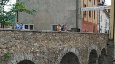 Восточный мост в Старый город