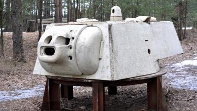 Башня танка КВ-1