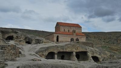 Церковь Уплисцули