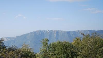 Северо-восточный склон Демерджи