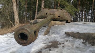 Башня танка ИС-4