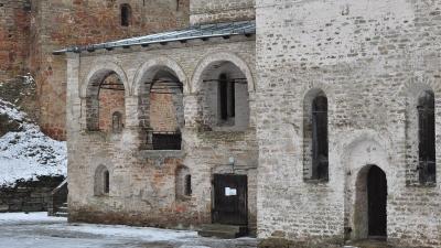 Фасад Успенского собора