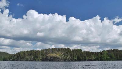 Острова, острова...