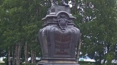 Один из лучших памятников Петру I