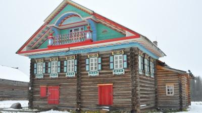 Дом Василия Копылова