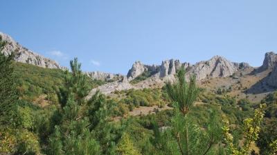Южные склоны Караби-яйлы