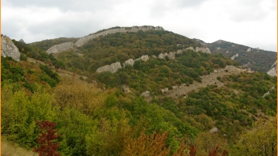 Южные склоны перевала