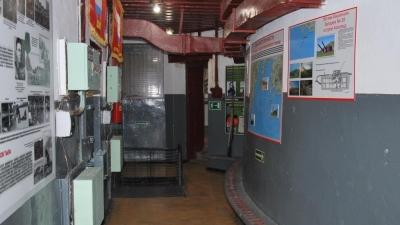 Коридоры верхнего этажа вокруг рабочего отделения башни