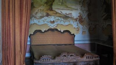 Спальня, однако