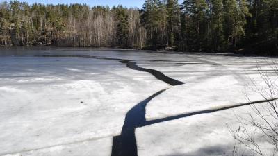 Ледяные пазлы