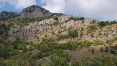 Скальные террасы