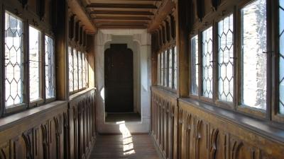 Галерея-переход в башню Барборка