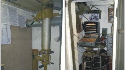 Перископная и радиорубка