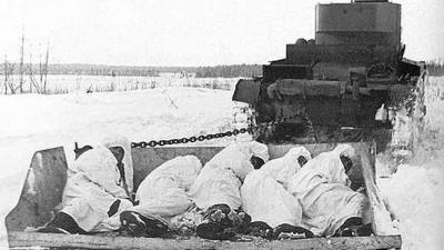 на штурм финских  укреплений